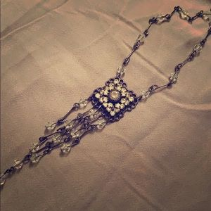 Jewelry - Crystal Vintage Necklace
